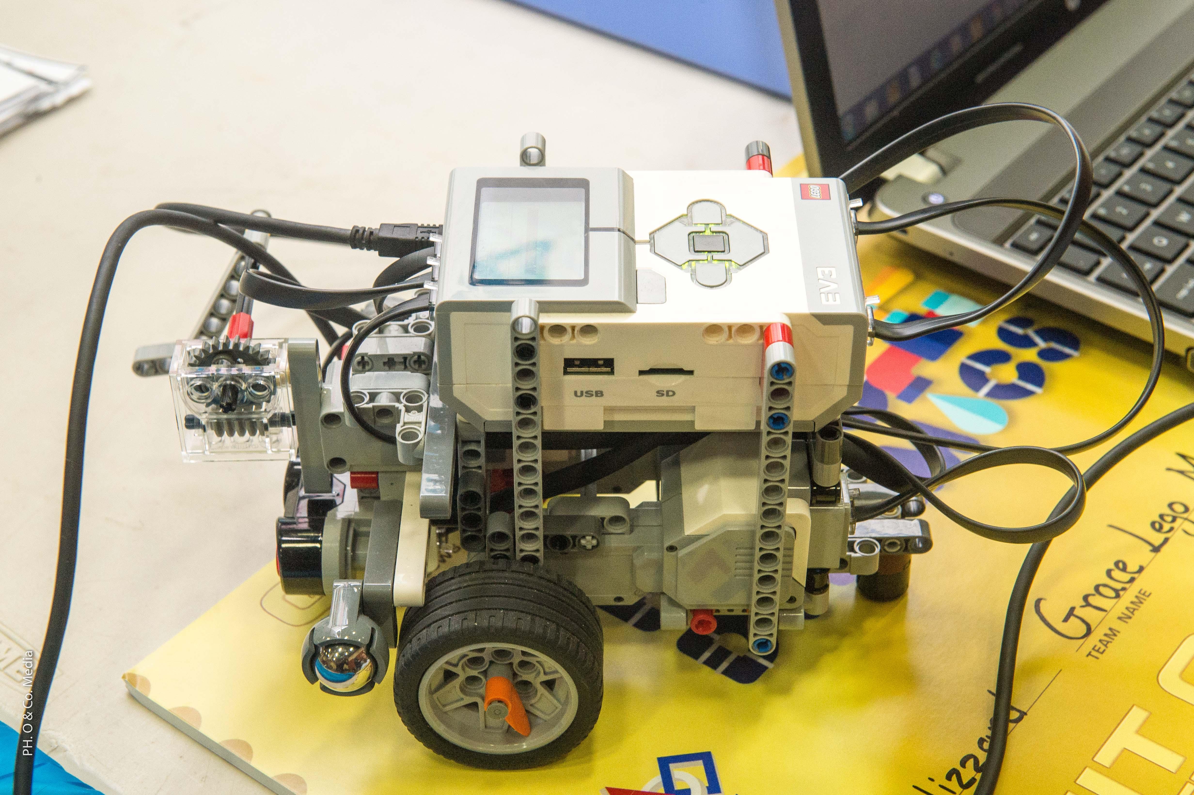 Lego Robotics 2017 3